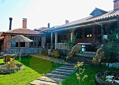 Etno restoran Ulpiana, Gračanica, Srbija