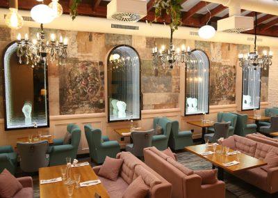 Restoran G.IMI, Novi Sad, Srbija